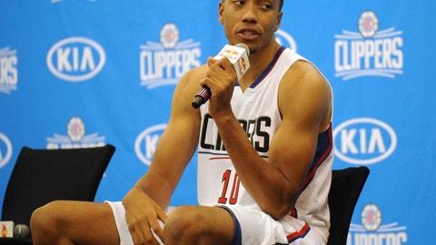 Brice Johnson, Phoenix Suns