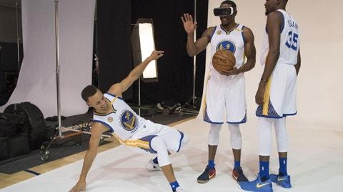 Golden State Warriors (3)