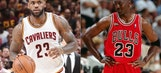 The case for why LeBron James is a better basketball player than Michael Jordan