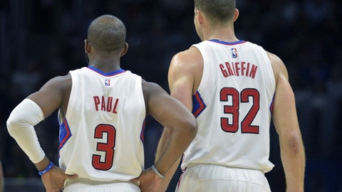 Los Angeles Clippers (2)