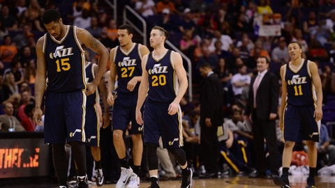 Utah Jazz (51-31)