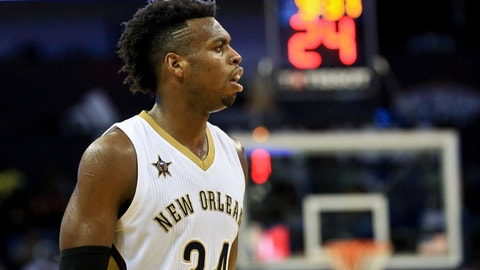 New Orleans Pelicans: Buddy Hield