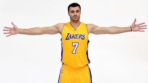 Los Angeles Lakers: PF Larry Nance Jr.