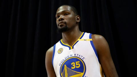 Kevin Durant, SF, Golden State Warriors