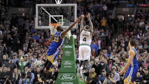 Celtics vs. Warriors: +943