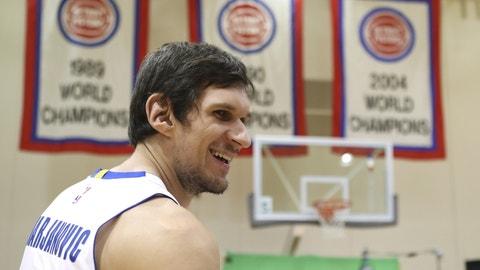 Boban Marjanovic, C, Detroit Pistons