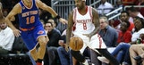 Bobby Brown action not a good look for Houston Rockets