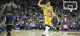 Patrick McCaw roasted LeBron and Steph Curry liked it