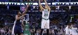 Boston Celtics: R.J Hunter Finally Has Breakout Moment