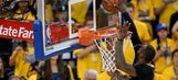 Watch LeBron James replicate his incredible Game 7 chase-down block