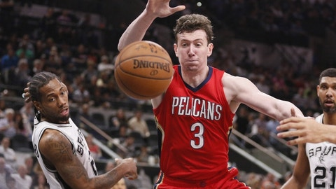 Omer Asik, C, New Orleans Pelicans