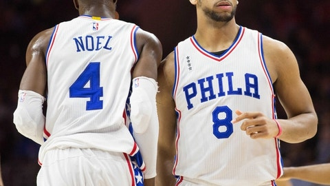 Philadelphia 76ers: A trade. Just ... any trade