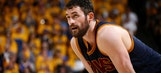 Kevin Love once saved his friend's life