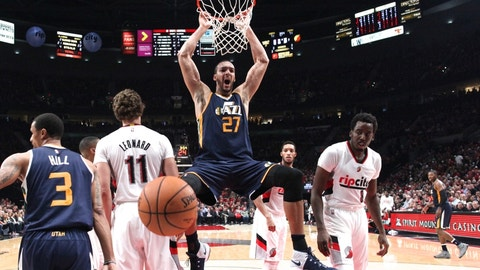 Utah Jazz (10): 7-6