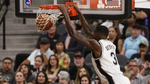 San Antonio Spurs (3)
