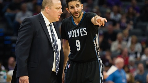 The Timberwolves weren't supposed to be this bad
