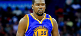 Durant explains why he won't shake hands with Westbrook before Thursday's game