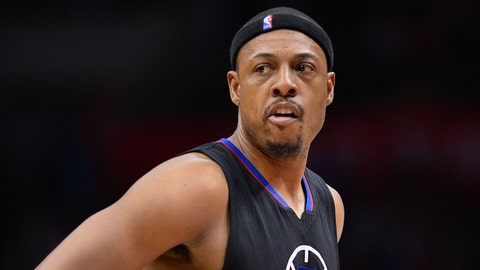 L.A. Clippers: Paul Pierce, 39
