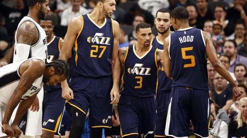 Utah Jazz: Time to gel