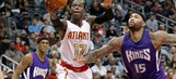 Dennis Schroder Continues To Make Hawk Fans Forget About Jeff Teague