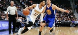 Relive the Nuggets Handing the Warriors Their Third Loss Last Year