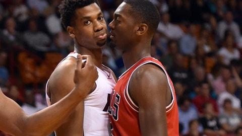 Miami Heat: Hassan Whiteside