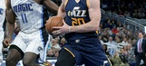 Jazz snap out of slump to defeat Magic, 87-74