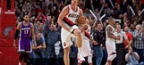 Lillard scores 36, Trail Blazers beat Kings 122-120 in OT