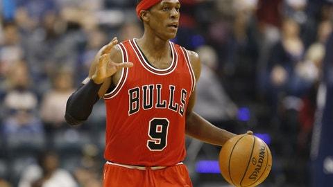 Chicago Bulls: Rajon Rondo