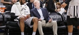 Spurs' LaMarcus Aldridge out indefinitely with heart condition