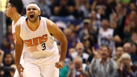 Jared Dudley, Phoenix Suns