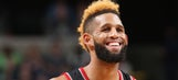 Listen to this fan ruthlessly go after Allen Crabbe for his Odell Beckham-like haircut