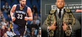 Watch Marc Gasol hit a game-winning 3 then strut like Conor McGregor