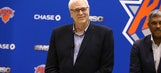 Phil Jackson hopes to inspire the Knicks with pocket-sized meditation books