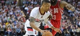 Harden, Rockets Coast Through Trail Blazers