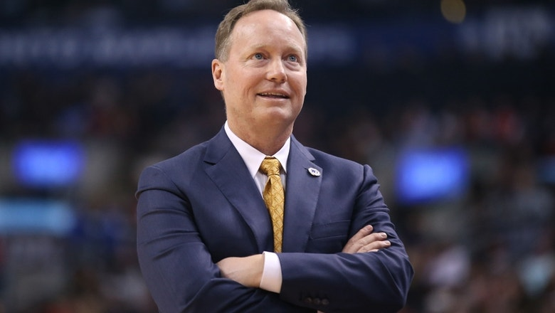 Hawks agree to part ways with head coach Mike Budenholzer