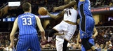 DeAndre Liggins Has To Play Point-Forward In LeBron James' Absence