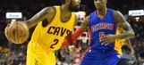 Kyrie Irving's Intelligent Game Allows Him To Lead Cavs Past Pistons