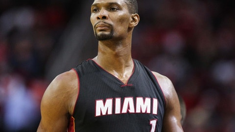 Miami Heat: Chris Bosh