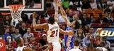 Miami Heat vs. Philadelphia 76ers: 5 Things to Watch For