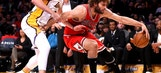 Lakers Bulled Over by Chicago
