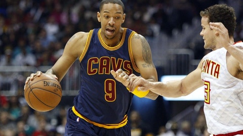 Channing Frye, PF, Cavaliers