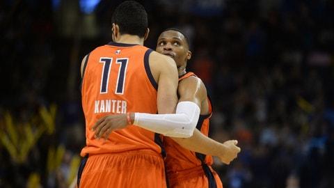 Oklahoma City Thunder: C Enes Kanter