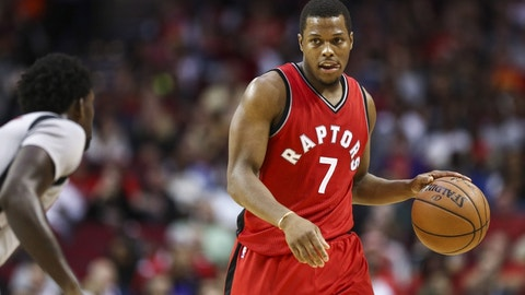 Kyle Lowry's vote total is ridiculously low