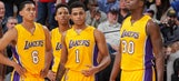 The young, injured Lakers are about to show what they're made of