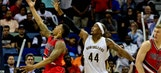Blazers get back on track with win over Pelicans