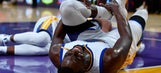 Warriors receive good news on Draymond Green's scary ankle injury