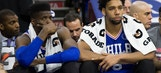 The Philadelphia 76ers ruined their process by trading Nerlens Noel