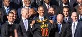 Iman Shumpert won't visit White House if Cavaliers win title