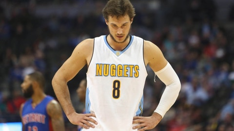 Danilo Gallinari, SF, Denver Nuggets